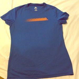Adidas dry fit tshirt